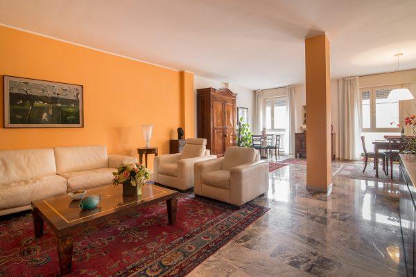 Appartamento con terrazza abitabile vicinanze Prato della Valle